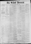 The Oxford Democrat: Vol. 44, No. 14 - April 17,1877