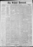 The Oxford Democrat: Vol. 44, No. 15 - April 24,1877
