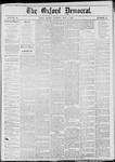 The Oxford Democrat: Vol. 44, No. 17 - May 08,1877