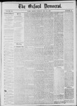The Oxford Democrat: Vol. 44, No. 19 - May 22,1877