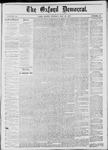 The Oxford Democrat: Vol. 44, No. 20 - May 29,1877