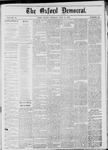 The Oxford Democrat: Vol. 44, No. 22 - June 12,1877