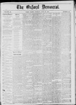 The Oxford Democrat: Vol. 44, No. 23 - June 19,1877