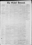 The Oxford Democrat: Vol. 44, No. 24 - June 26,1877