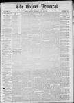 The Oxford Democrat: Vol. 44, No. 28 - July 24,1877