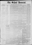 The Oxford Democrat: Vol. 44, No. 30 - August 07,1877