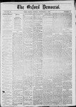 The Oxford Democrat: Vol. 44, No. 34 - September 04,1877