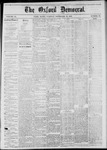 The Oxford Democrat: Vol. 44, No. 36 - September 18,1877