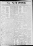 The Oxford Democrat: Vol. 44, No. 46 - November 27,1877
