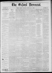 The Oxford Democrat: Vol. 44, No. 47 - December 04,1877