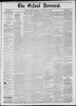 The Oxford Democrat: Vol. 44, No. 48 - December 11,1877