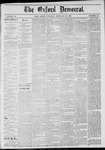 The Oxford Democrat: Vol. 44, No. 49 - December 18,1877