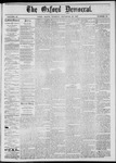 The Oxford Democrat: Vol. 44, No. 50 - December 25,1877