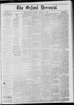 The Oxford Democrat: Vol. 44, No. 51 - January 01,1878