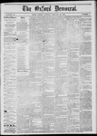 The Oxford Democrat: Vol. 45, No. 1 - January 15,1878
