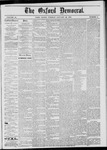 The Oxford Democrat: Vol. 45, No. 2 - January 22,1878