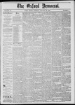 The Oxford Democrat: Vol. 45, No. 3 - January 29,1878