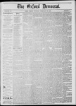The Oxford Democrat: Vol. 45, No. 4 - February 05,1878