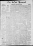 The Oxford Democrat: Vol. 45, No. 9 - March 12,1878
