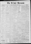 The Oxford Democrat: Vol. 45, No. 12 - April 02,1878