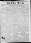 The Oxford Democrat: Vol. 45, No. 17 - May 07,1878