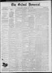 The Oxford Democrat: Vol. 45, No. 18 - May 14,1878