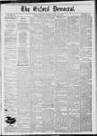 The Oxford Democrat: Vol. 45, No. 20 - May 28,1878