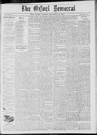 The Oxford Democrat: Vol. 45, No. 34 - September 03,1878