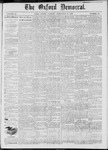The Oxford Democrat: Vol. 45, No. 36 - September 17,1878
