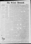 The Oxford Democrat: Vol. 45, No. 39 - October 08,1878