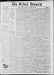 The Oxford Democrat: Vol. 45, No. 41 - October 22,1878