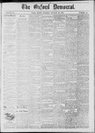The Oxford Democrat: Vol. 45, No. 42 - October 29,1878