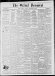 The Oxford Democrat: Vol. 45, No. 43 - November 05,1878