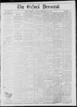 The Oxford Democrat: Vol. 45, No. 52 - December 31,1878