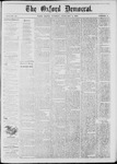 The Oxford Democrat: Vol. 46, No. 4 - February 04,1879