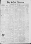 The Oxford Democrat: Vol. 46, No. 8 - March 04,1879