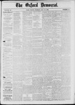 The Oxford Democrat: Vol. 46, No. 18 - May 13,1879