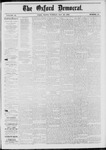 The Oxford Democrat: Vol. 46, No. 19 - May 20,1879