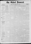 The Oxford Democrat: Vol. 46, No. 21 - June 03,1879