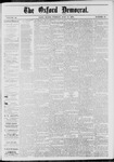 The Oxford Democrat: Vol. 46, No. 23 - June 17,1879