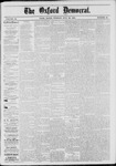The Oxford Democrat: Vol. 46, No. 29 - July 29,1879