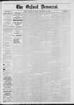 The Oxford Democrat: Vol. 46, No. 51 - December 30,1879