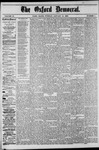 The Oxford Democrat: Vol. 47, No. 1 - January 13,1880