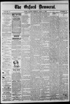 The Oxford Democrat: Vol. 47, No. 13 - April 06,1880