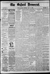 The Oxford Democrat: Vol. 47, No. 18 - May 11,1880