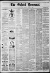 The Oxford Democrat: Vol. 47, No. 26 - July 06,1880