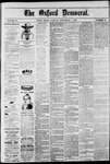 The Oxford Democrat: Vol. 47, No. 35 - September 07,1880