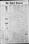 The Oxford Democrat: Vol. 47, No. 38 - September 28,1880
