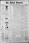 The Oxford Democrat: Vol. 47, No. 40 - October 12,1880