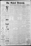 The Oxford Democrat: Vol. 47, No. 41 - October 19,1880